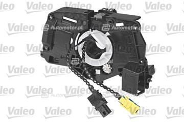 Sprężyna śrubowa poduszki powietrznej VALEO 251675