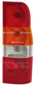 Tylna lampa zespolona TYC 11-0042-01-2