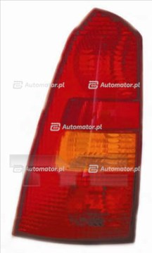 Tylna lampa zespolona TYC 11-0312-01-2