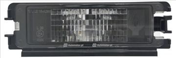 Oświetlenie tablicy rejestracyjnej TYC 15-0281-01-2