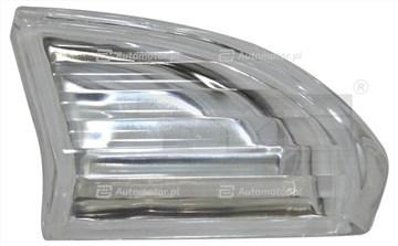 Pokrywa, reflektor przeciwmgłowy TYC 18-11020-00-6