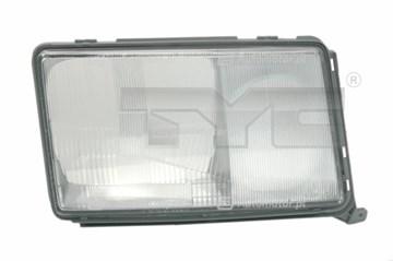 Szyba rozpraszająca reflektora, reflektor TYC 20-3090-LA-2