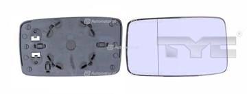 Szkło lusterka zewnętrznego TYC 331-0004-1