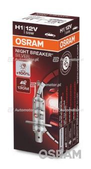 Żarówka, reflektor dalekosiężny OSRAM 64150NBS