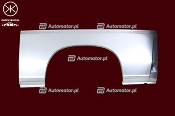 BŁOTNIK TYŁ CITROEN JUMPER/FIAT DUCATO/PEUGEOT BOXER 94- PRAWY VG2092534 ROSTAW OSI 3200MM-3700MM