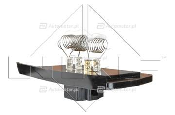 Opornik, wentylator wewnętrzny NRF 342017