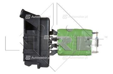 Opornik, wentylator wewnętrzny NRF 342022