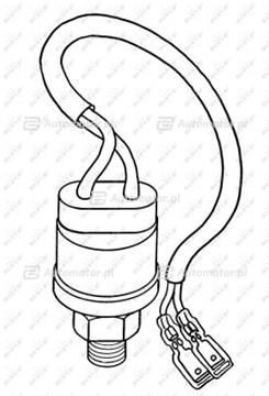 Przełącznik ciśnieniowy, klimatyzacja NRF 38907