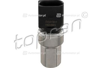 Przełącznik ciśnieniowy, klimatyzacja TOPRAN 113 591