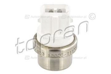 Włącznik temperaturowy, wentylator klimatyzacji TOPRAN 102 933