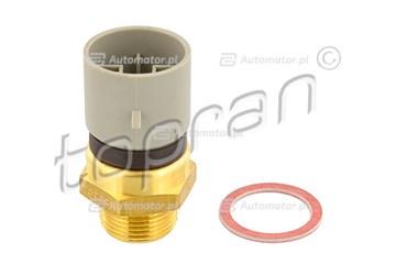 Przełącznik termiczny, wentylator chłodnicy TOPRAN 205 937