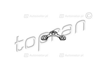 Podkładka zabezpieczająca, przegub nośny / prowadzący TOPRAN 108 158