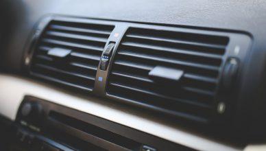 nawiew klimatyzacji samochodowej