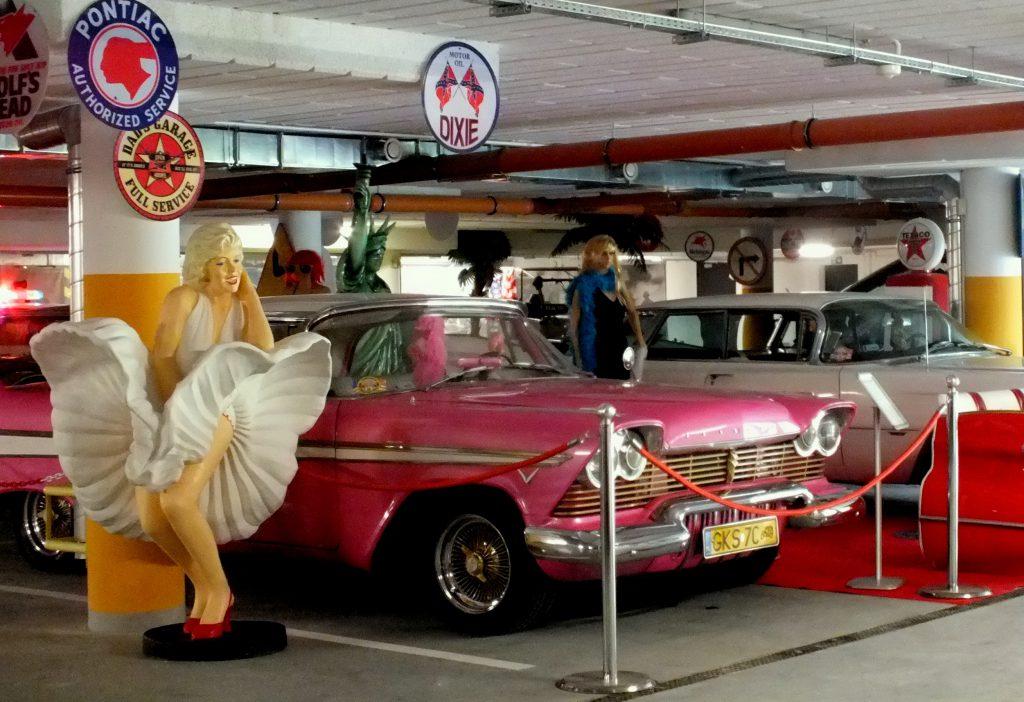 muzeum amerykańskich aut
