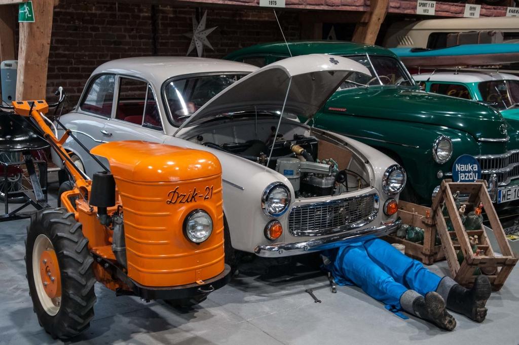 Muzea motoryzacji - Topacz