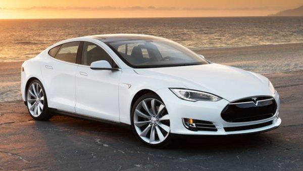 Tesla Model SP85