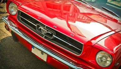 samochody z USA - Ford Mustang