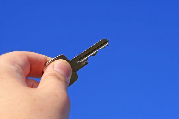 Sprzedaż auta - przekazanie kluczyków