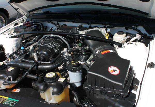 Przygotowanie auta do sprzedaży - mycie silnika