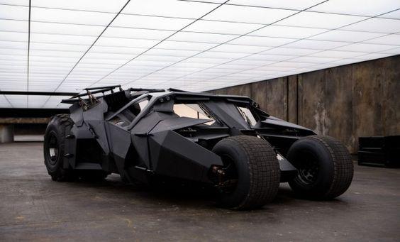 Tumbler Batmana