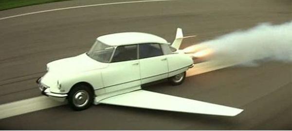 Kultowe samochody - Citroen DS