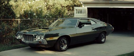 Kultowe samochody - Gran Torino