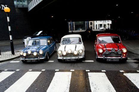 Kultowe samochody - mini cooper S