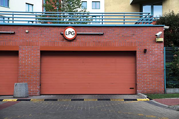 Zakaz wjazdu dla aut z instalacją LPG