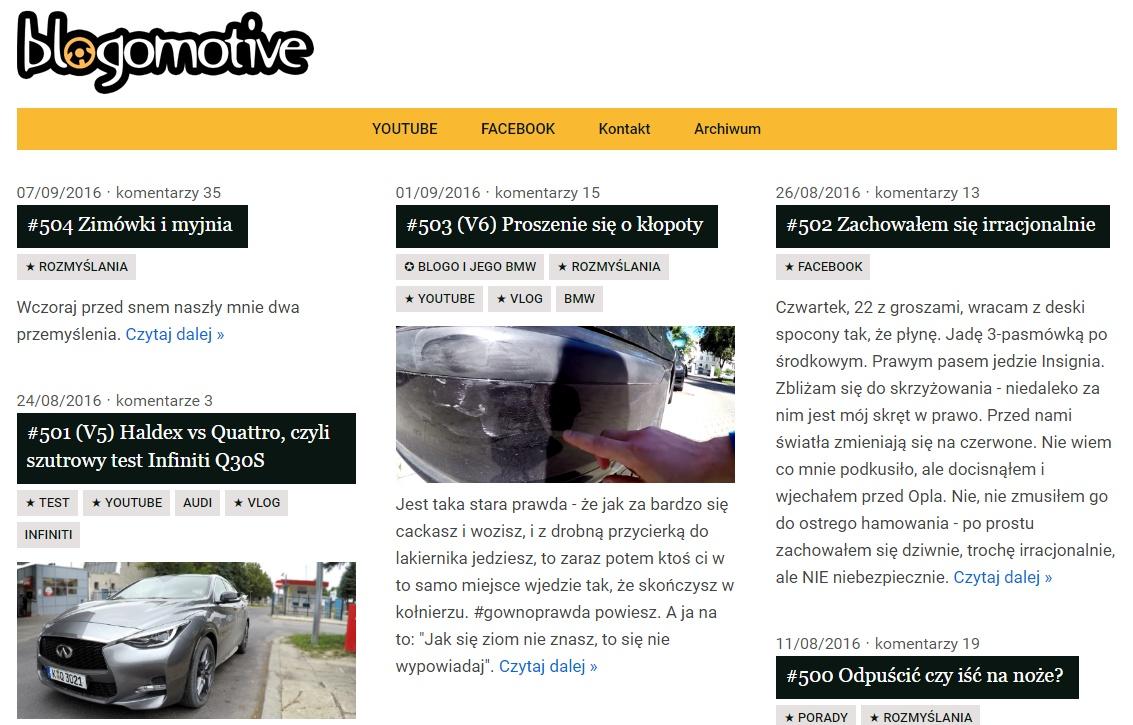 screen bloga moto