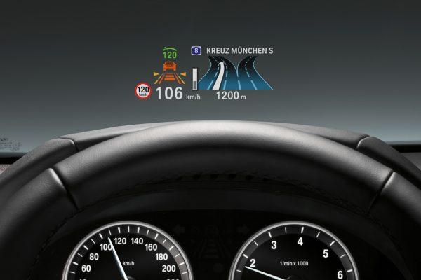 Deska rozdzielcza BMW
