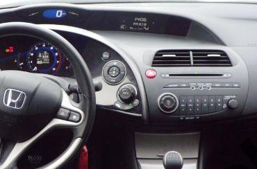 Deska rozdzielcza Honda Civic
