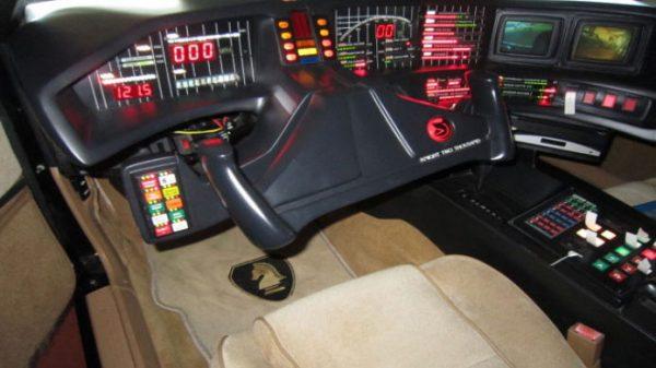 Deska rozdzielcza Pontiac Trans Am