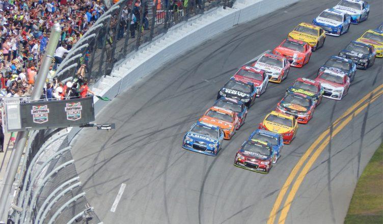 Wyścigi NASCAR na torze Daytona