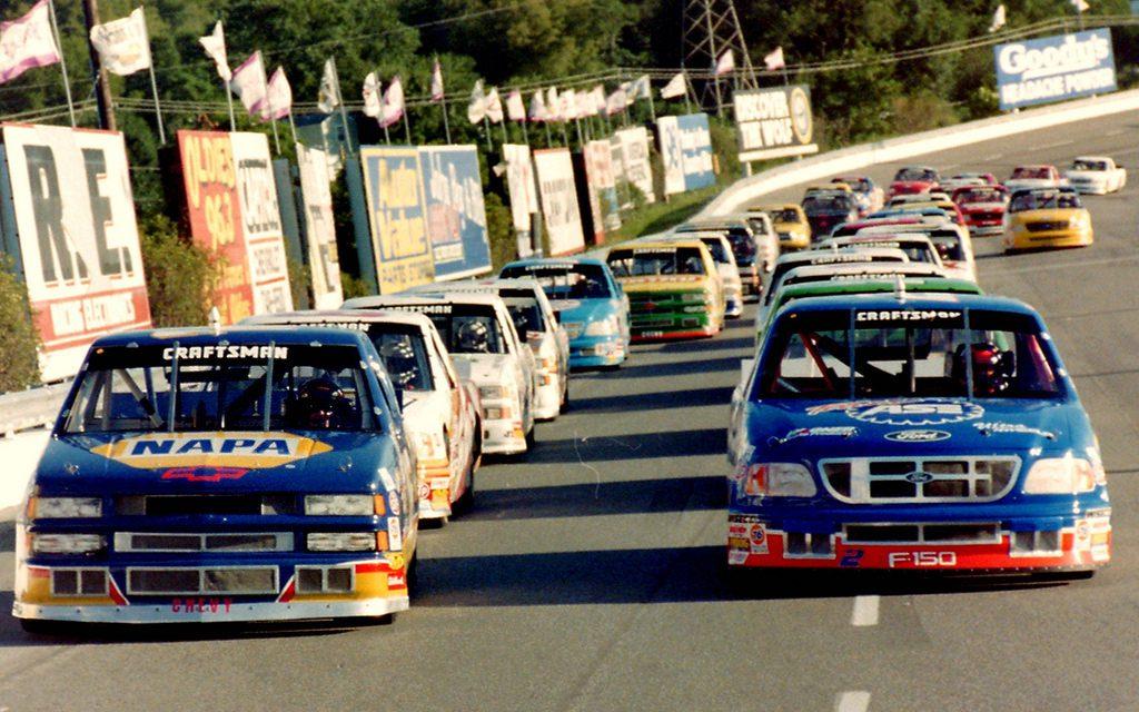 Tor Wyścigu NASCAR