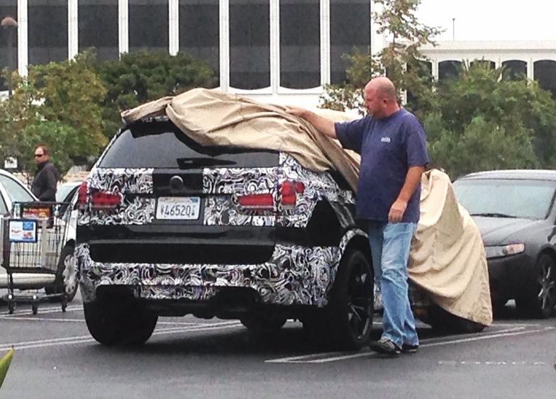 Kamuflaż BMW