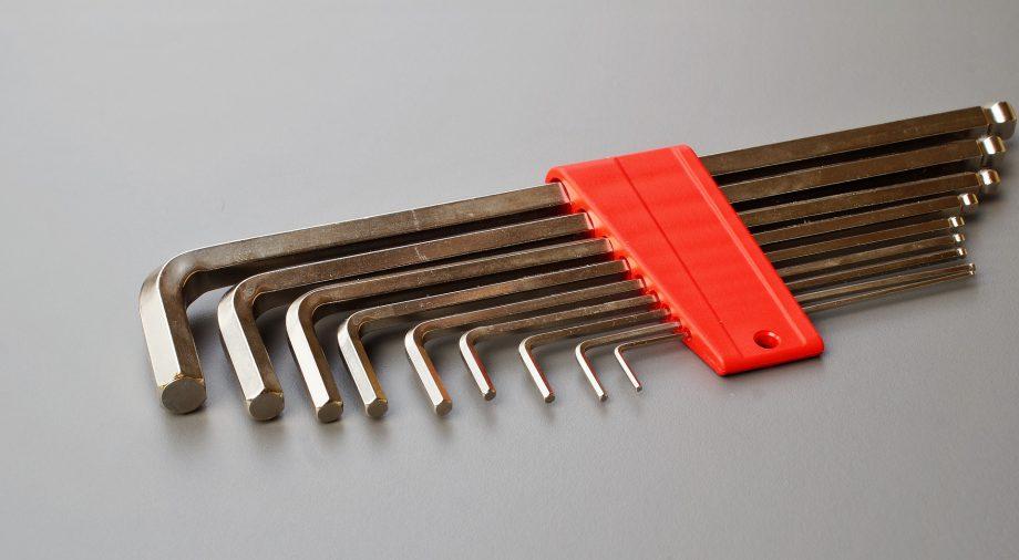 klucze imbusowe do warsztatu