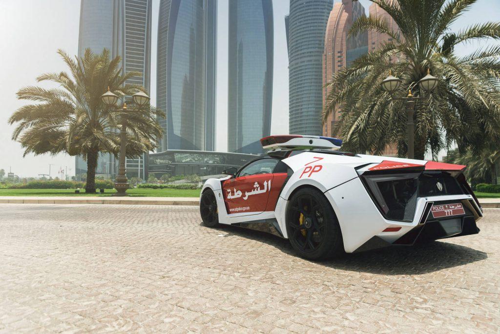Dubaj policja