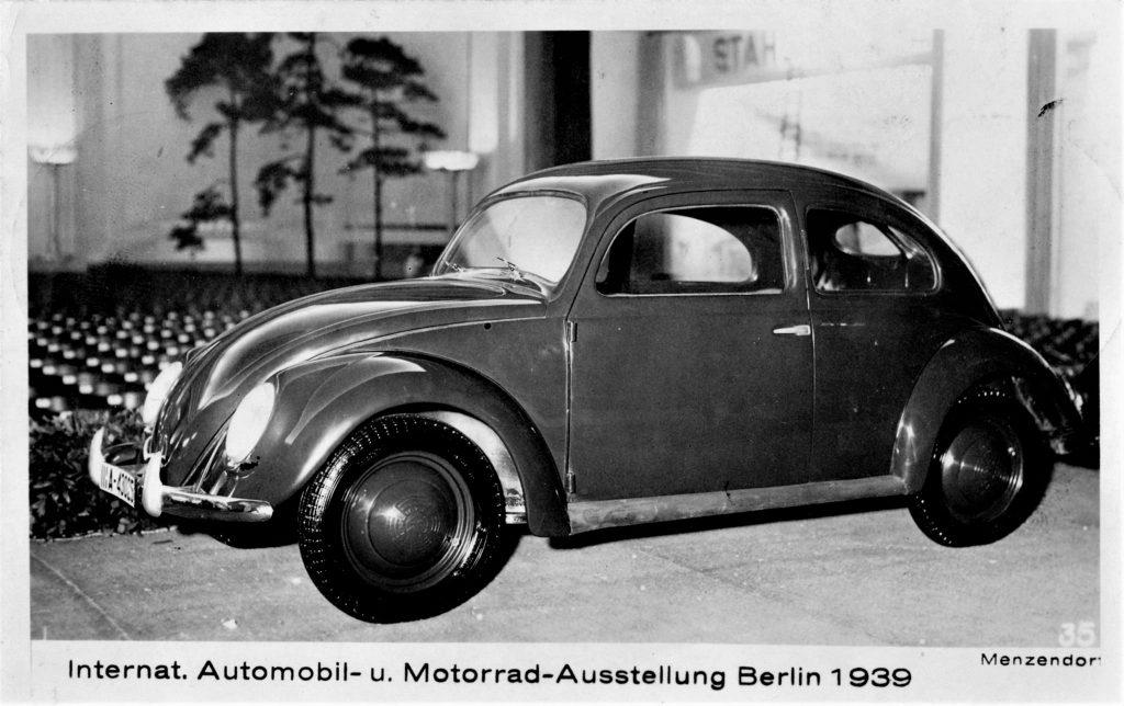 volkswagen 1939