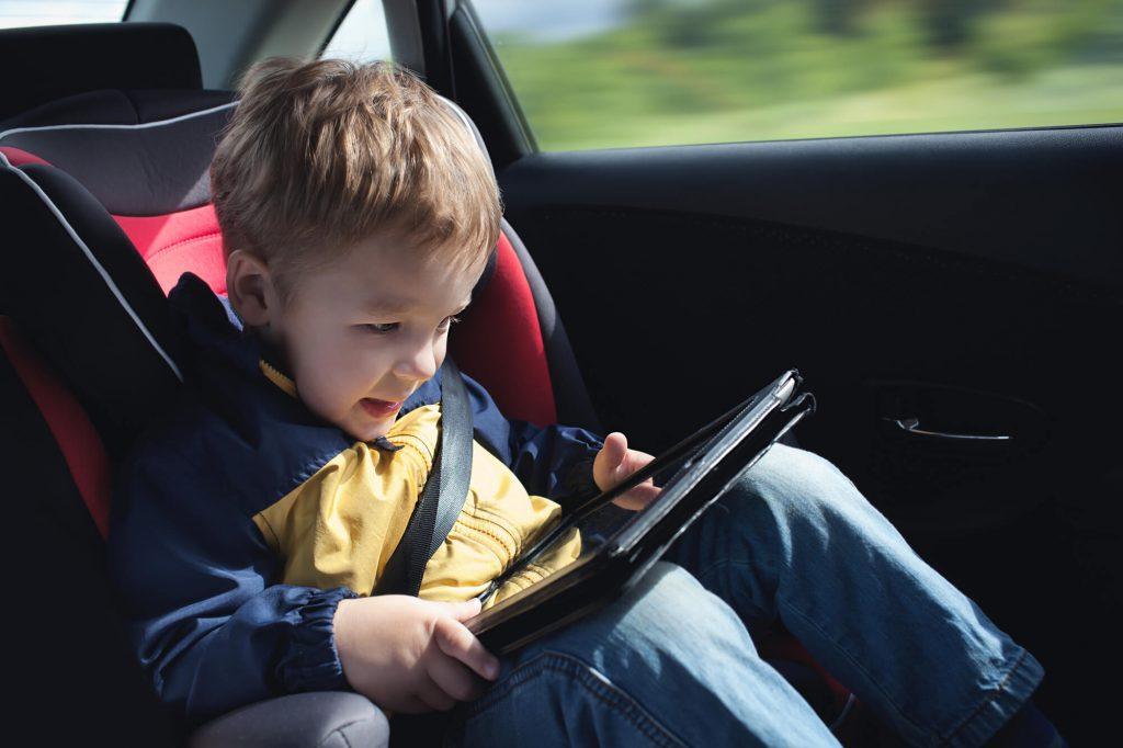 dziecko tablet