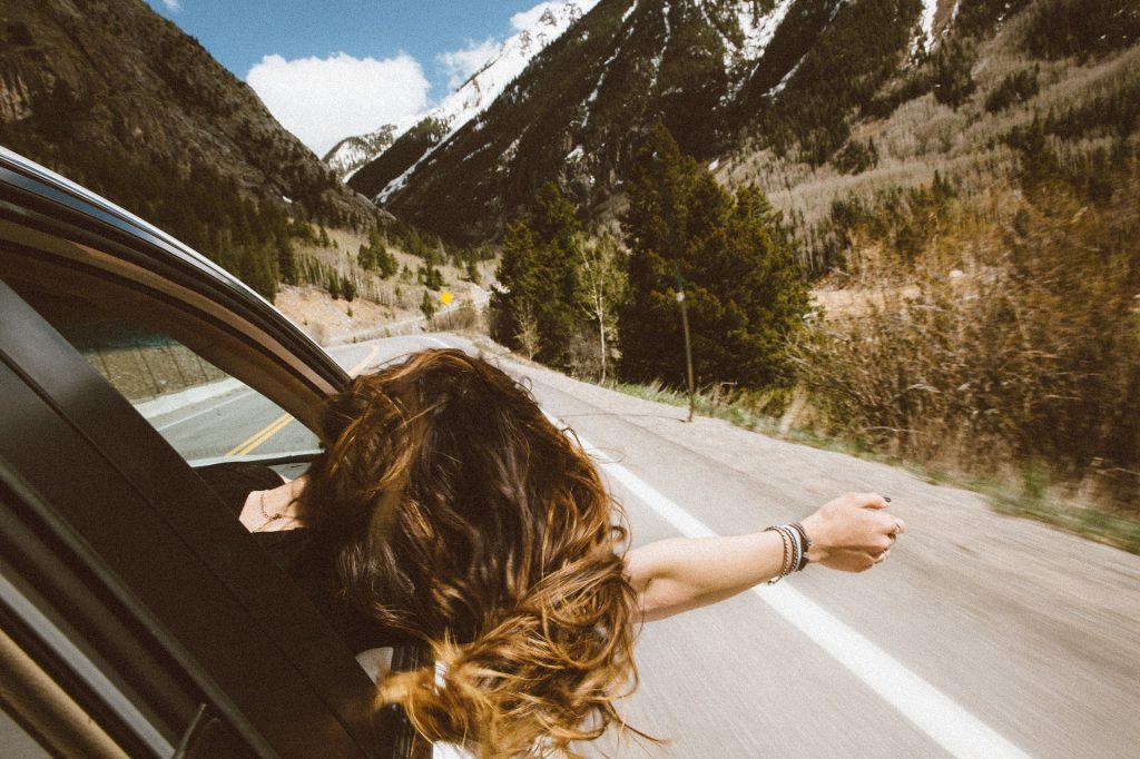 wakacje samochod