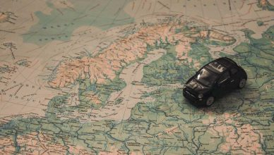 planowanie wyjazdu na wakacje samochodem